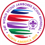 World Scout Jamboree 2019 Badge Image